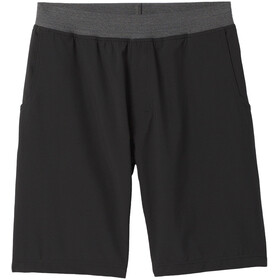 Prana Super Mojo II Pantaloncini Uomo, nero